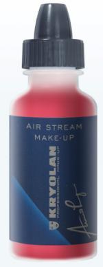 Déguisements Fard Kryolan Air Stream Iridescent Golden Pink 15 ml
