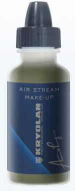 Déguisements Fard Kryolan Air Stream Iridescent Patina 15 ml