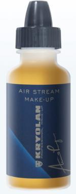 Déguisements Fard Kryolan Air Stream Iridescent Gold 15 ml