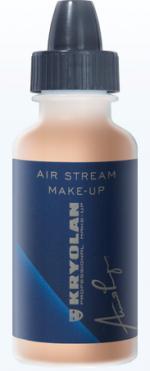 Déguisements Fard Kryolan Air Stream Matt Fair Olive