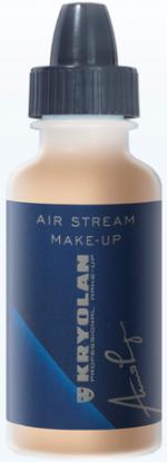 Déguisements Fard Kryolan Air Stream Matt Golden Beige