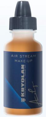 Déguisements Fard Kryolan Air Stream Matt TV Brown
