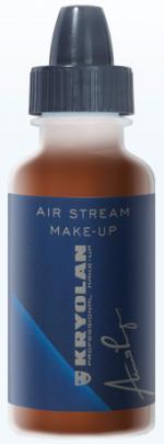 Déguisements Fard Kryolan Air Stream Matt Dark Brown