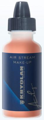 Déguisements Fard Kryolan Air Stream Matt Peach