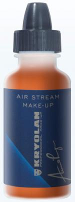 Déguisements Fard Kryolan Air Stream Matt Shading Brown