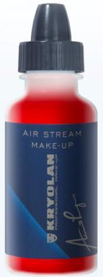 Déguisements Fard Kryolan Air Stream Matt Red