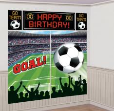 decorations tableaux de score football