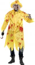 costume zombie impermeable homme