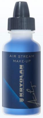 Déguisements Fard Kryolan Air Stream Matt Azur