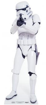 Figurin Géante Carton Stormtrooper