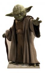 Figurine Géante Carton Yoda