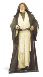 Figurine Géante Carton CTN Obi Wan Kenobi