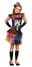 deguisement princesse squelette