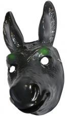 masque d ane en plastique