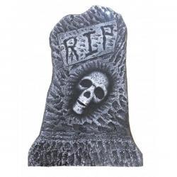 Halloween : décoration pierre tombale 54 cm