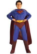 Déguisement Superman Avec Muscles