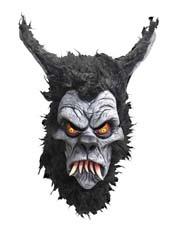 Masque animaux et loup halloween