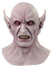 Masque sorcière, fantôme et vampire latex halloween