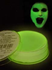 Maquillage kryolan phosphorescent