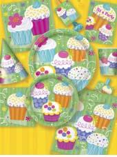 Anniversaire Cupcake