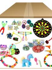 carton jouets de kermesse tout prêt
