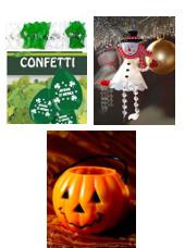 decorations a theme pour la fetes