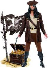 Déguisements accessoires pirate