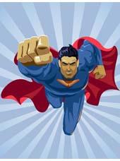 Déguisement Super Héros