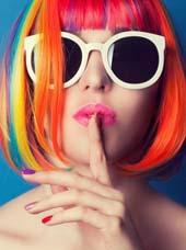 Laques Coloration Cheveux