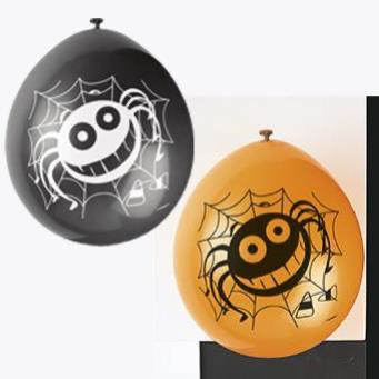 10 ballons halloween pas cher