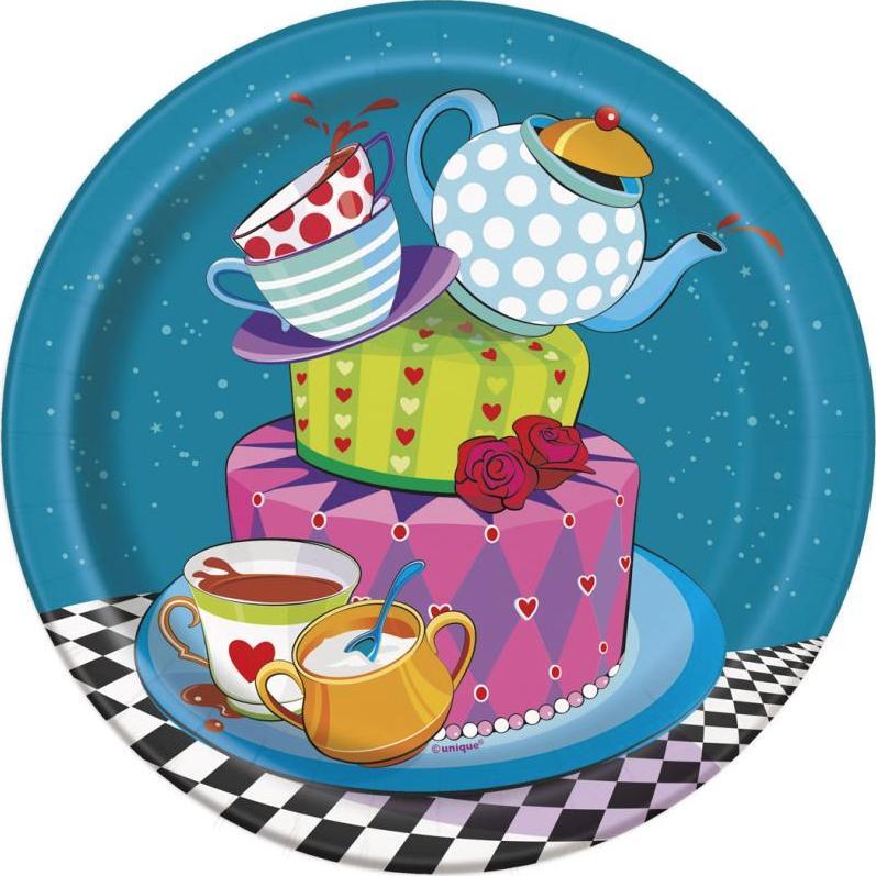 Assiettes à dessert tasses et compagnie