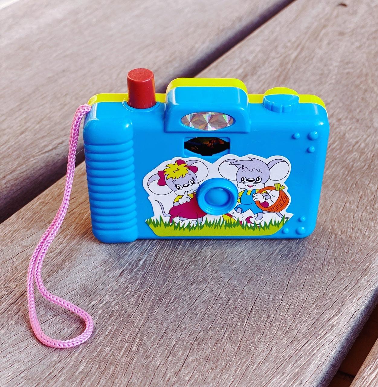 Appareil photo jouet enfant kermesse