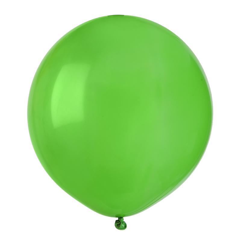 ballon géant vert pas cher