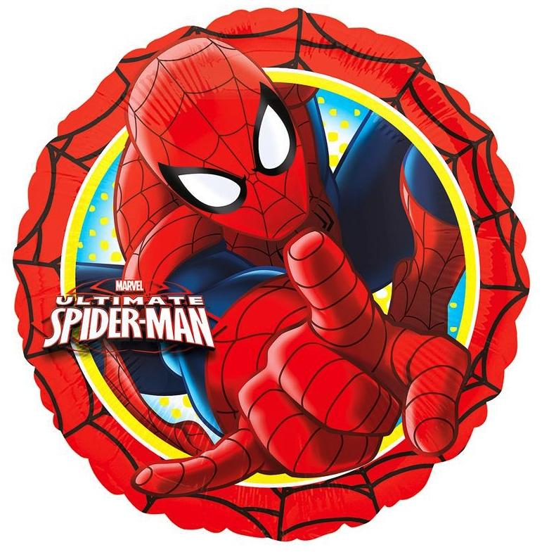 Ballon spider-man ultimate pas cher