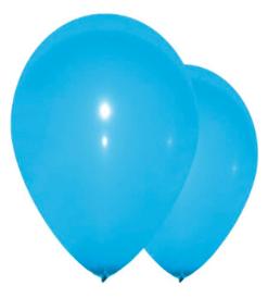sachet de ballons gonflables bleu 1er prix