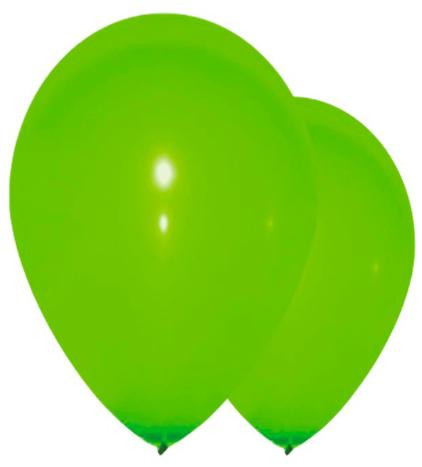 Sachet de ballons gonflables vert 1er prix