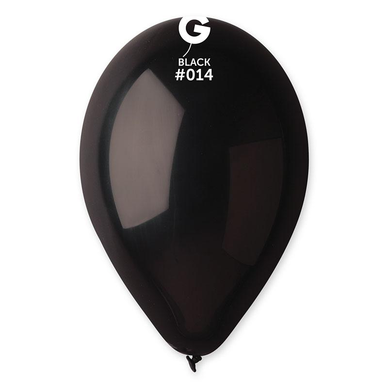 Ballons Noirs biodégradables pas cher