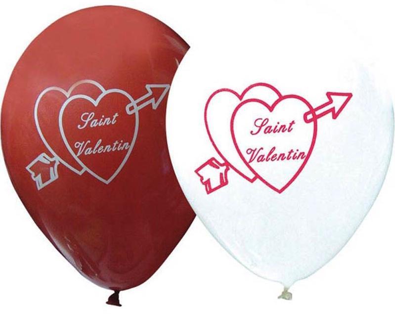 Ballons Saint Valentin pas cher