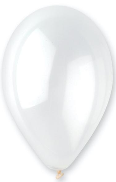 Ballons transparents biodégradables pas cher