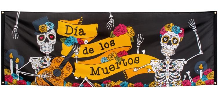 Guirlande Dia de Los Muertos pas cher