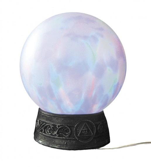 Boule de Cristal de Sorcière lumineuse pas cher