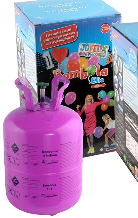 Bouteille hélium 30 ballons pas cher