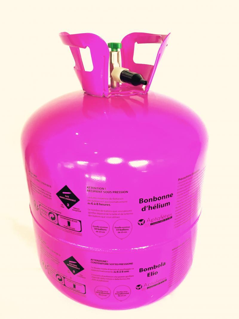 Bouteille hélium pas cher 50 ballons pas cher