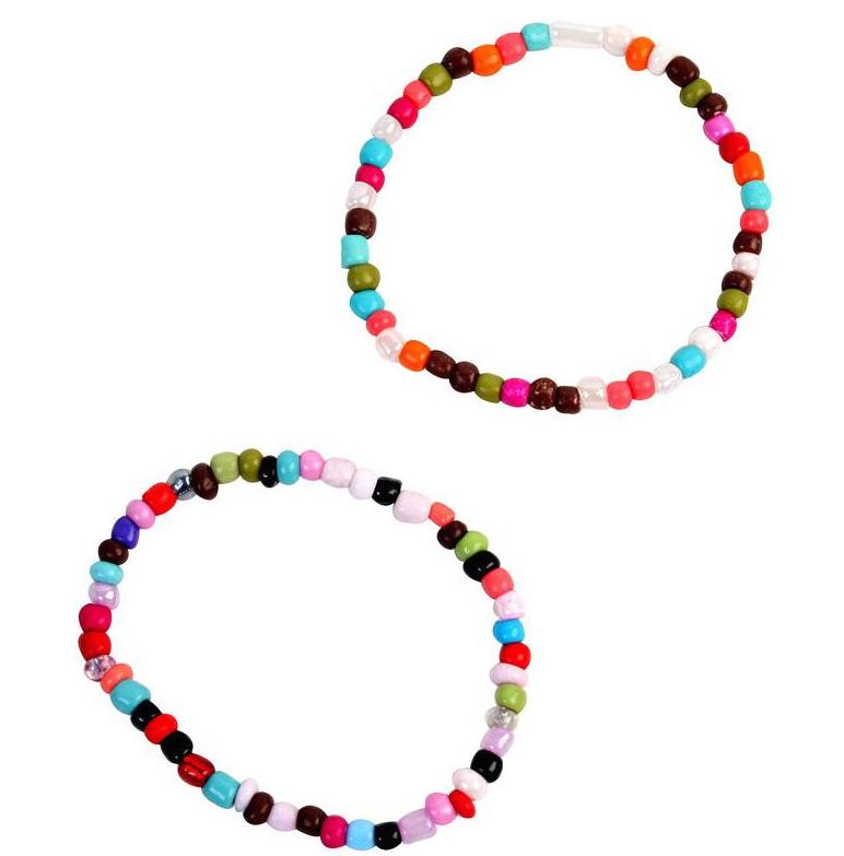 Bracelet bijou en perles assorti pas cher