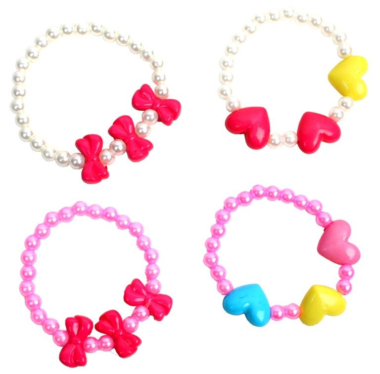 Bracelet perles decor pas cher