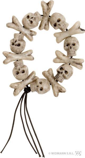 Bracelet Têtes de Mort pas cher