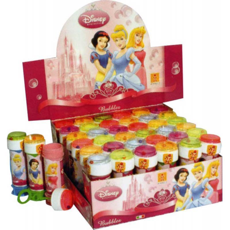 Bulle de savon + jeu de patience Princesses Disney pas cher