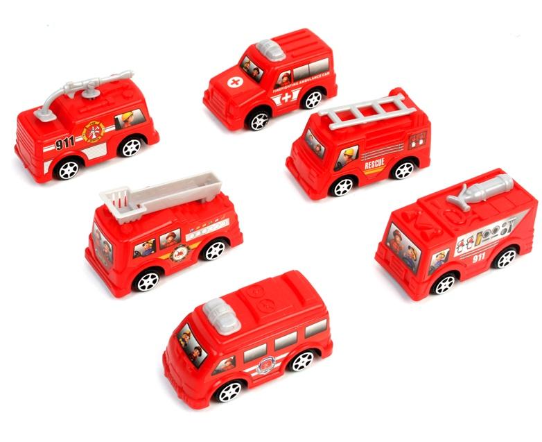 Camion de pompier pas cher