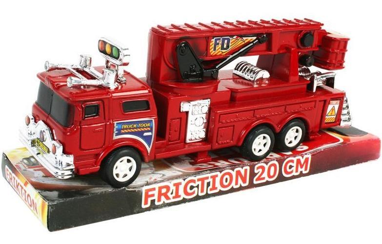 Jouet Camion pompier friction