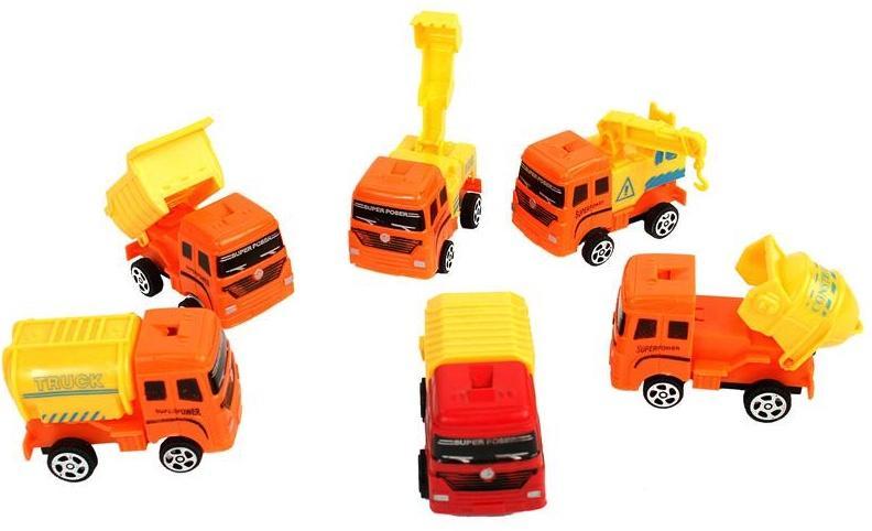 Camion Travaux Publics Assortis